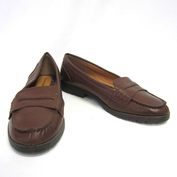 6d31d824045 American Eagle By Payless Shoes - American Eagle Penny Loafers Shoes Brown  Size 11